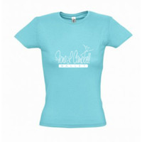 Fiona L Campbell Ballet Ladies Miss T-Shirt