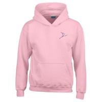 Fiona L Campbell Ballet Kids Heavy Blend Hoodie